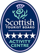 Scottish Tourist Board 4 star Ice Factor