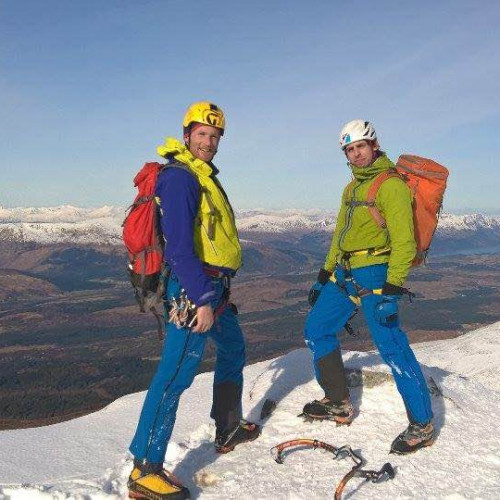 Winter Climbing Kit Lists