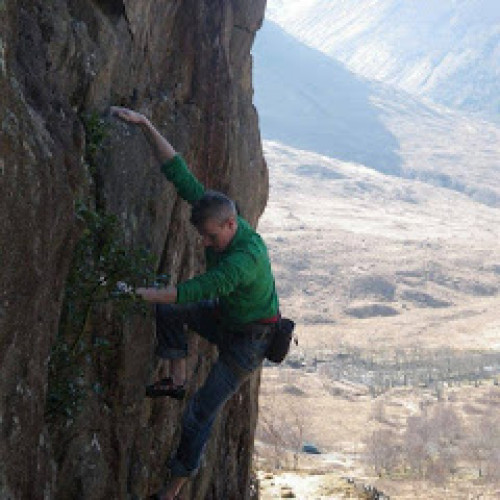 Kev tackles The Short Straw E4 6a