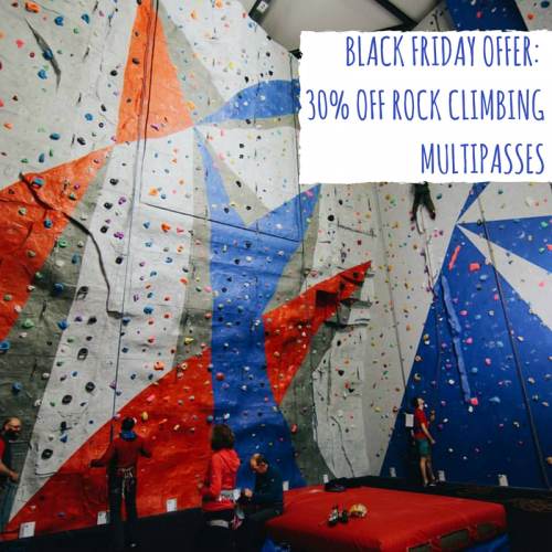 Black Friday at Ice Factor – 25% off