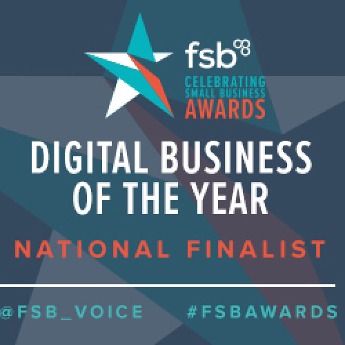 DIGITAL FIRST! ICE FACTOR GROUP CELEBRATES AS FINALIST IN FSB DIGITAL BUSINESS OF THE YEAR AWARDS