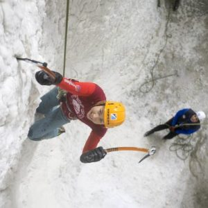 Ice Climbing Lessons