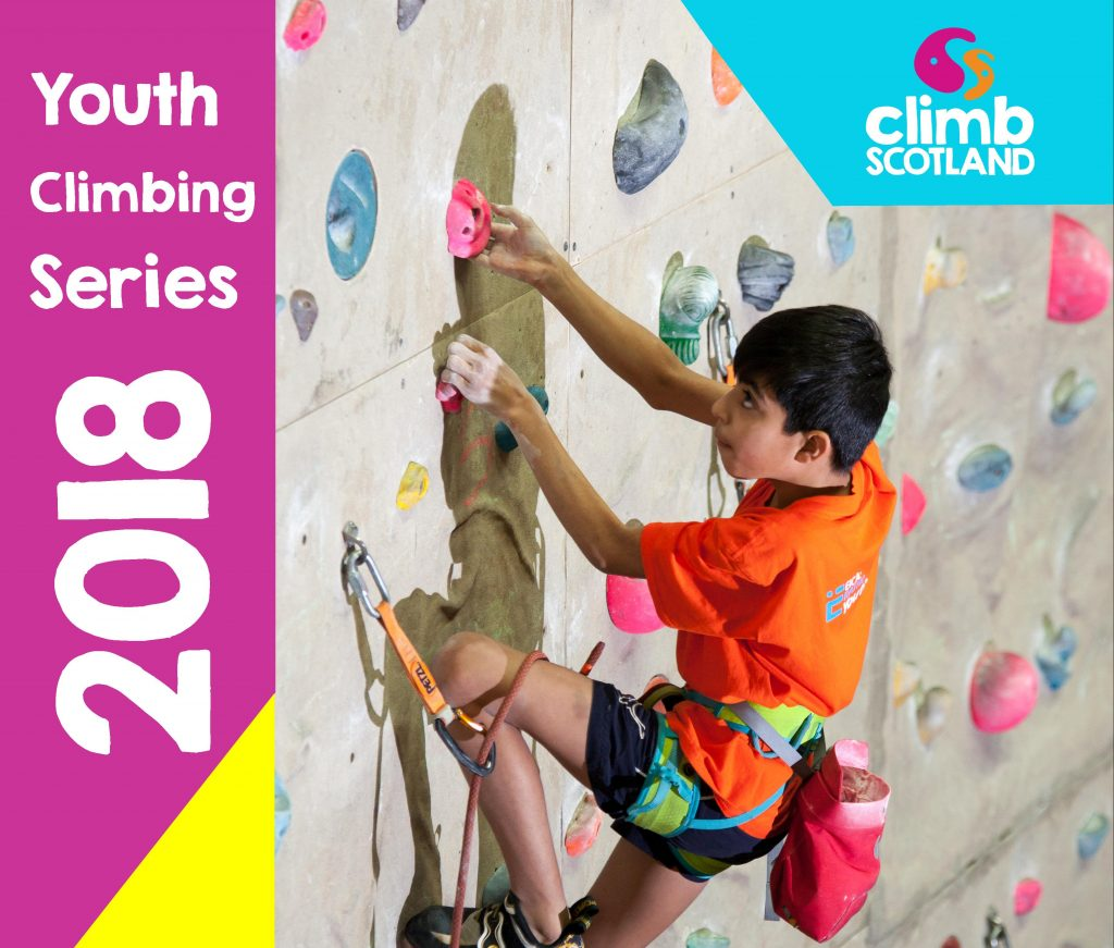 Youth Climbing Series – Round 2