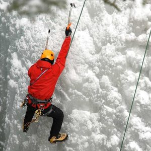 Uninstructed Ice Climbing